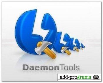 DAEMON Tools Lite 4.40.1  ( демон тулз windows 7 )