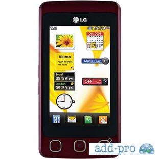 Драйвер для телефона LG KP500