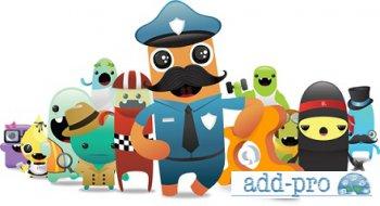 Avast! Free Antivirus 10.0.2208
