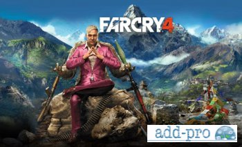 Far cry 4 mod